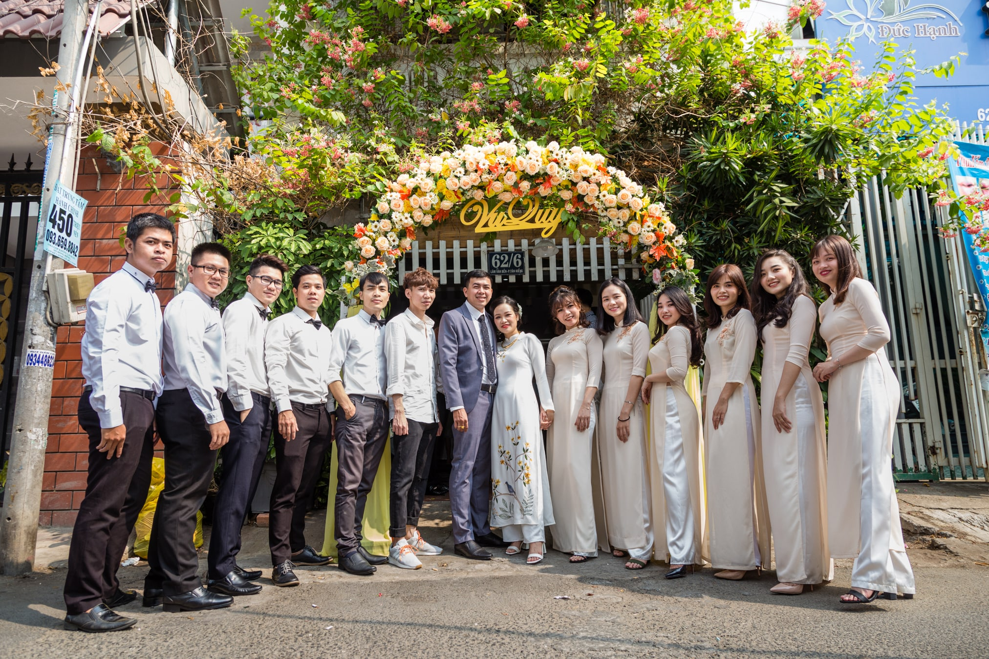 Chụp hình phóng sự cưới Hoàng mến Media