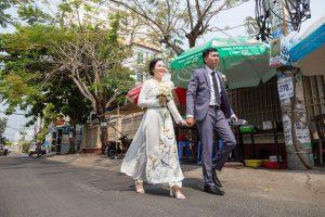 Dịch vụ quay phim phóng sự cưới Hoàng Mến Media